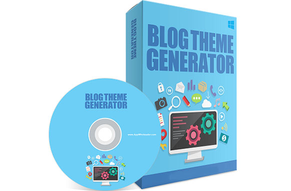 Blog Theme Generator