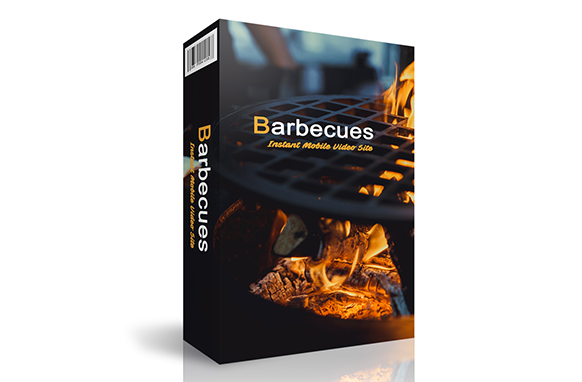 Barbecues Instant Mobile Video Site