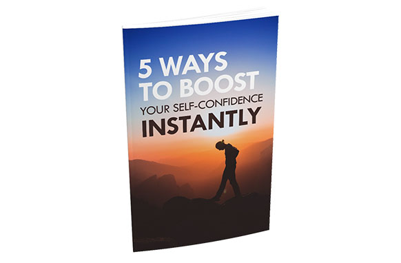 5 ways instantly boost your self esteem