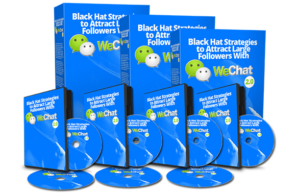 Black Hat Strategies To Attract Large Followers With WeChat 2.0