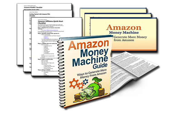 Amazon Money Machine Guide