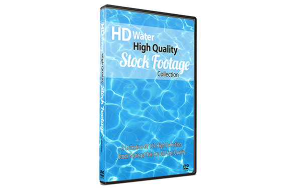 HD Water High Quality Stock Footage Collection