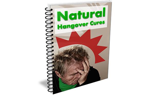 Natural Hangover Remedies