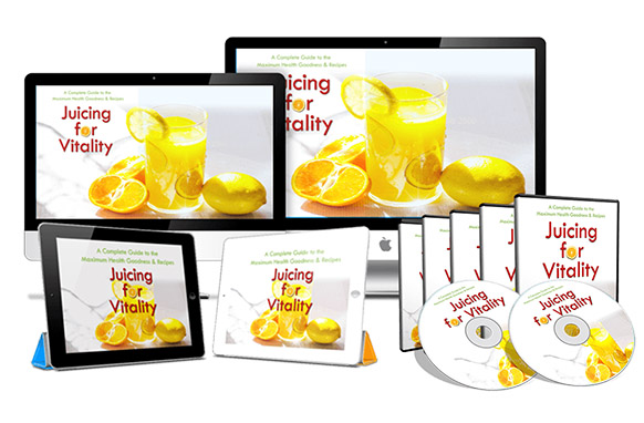 Juicing For Vitality Upgrade Package