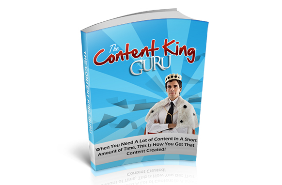 Content King Guru