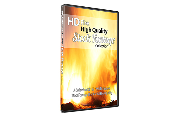 HD Fire High Quality Stock Footage Collection