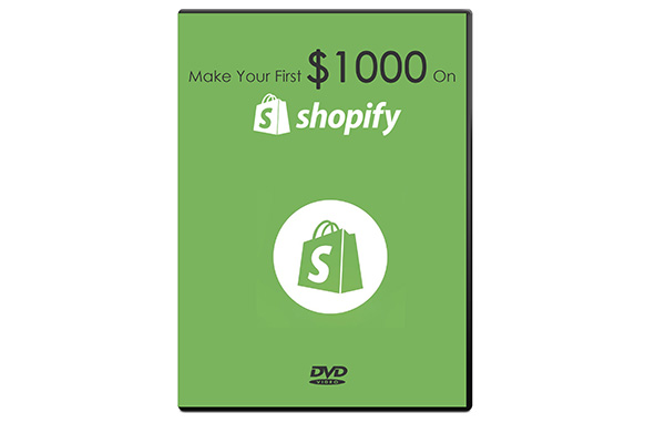 Make Your First $1000 On Shopify