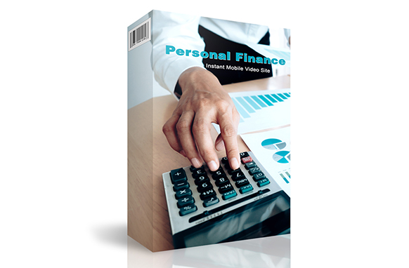 Personal Finance Instant Mobile Video Site