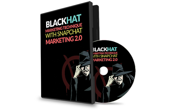 Blackhat Marketing Technique With Snapchat Marketing 2.0