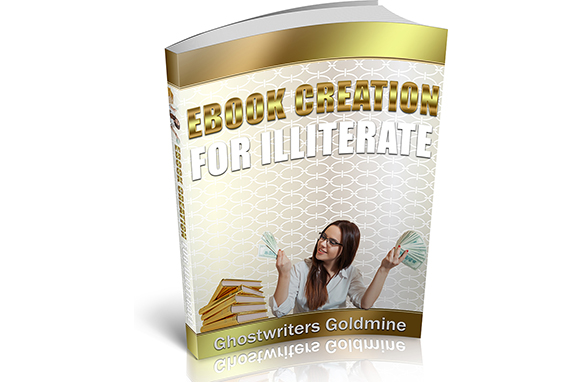 Ebook Creation For Illiterate