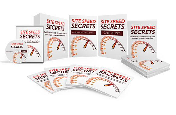 Site Speed Secrets Upgrade Package