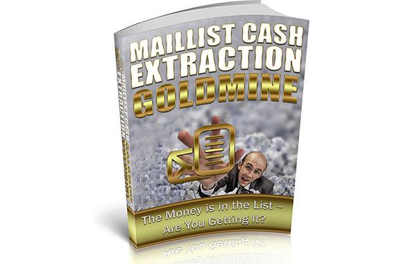 Maillist Cash Extraction Goldmine
