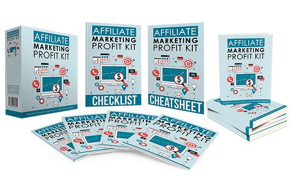 Affiliate Marketing Profit Kit Upgrade Package