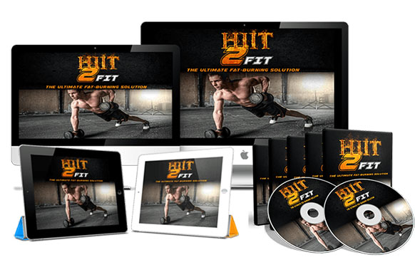 HIIT 2 Fit Upgrade Package