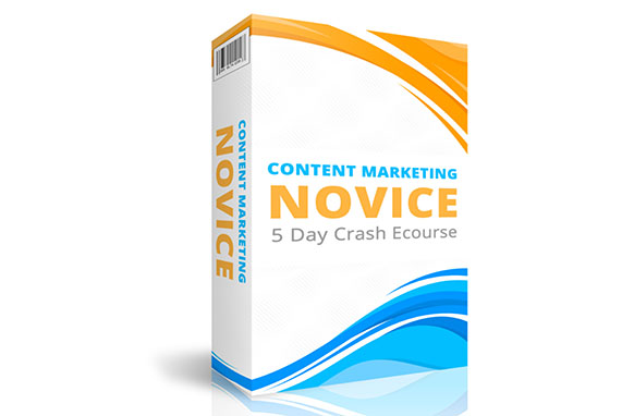 Content Marketing Novice