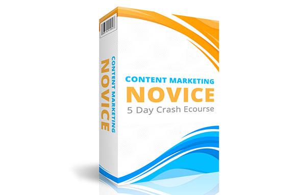 Content Marketing Novice