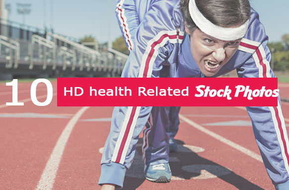 10 HD Health Related Stock Photos