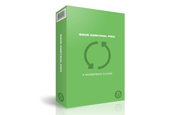 Back Control Pro WordPress Plugin