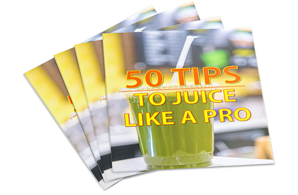 50 Tips To Juice Like a Pro