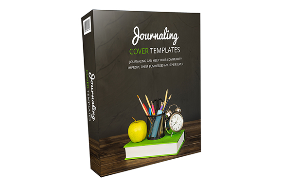 Journal Covers Templates