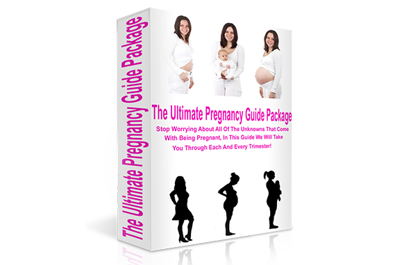 The Ultimate Pregnancy Guide Package