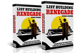 List Building Renegade