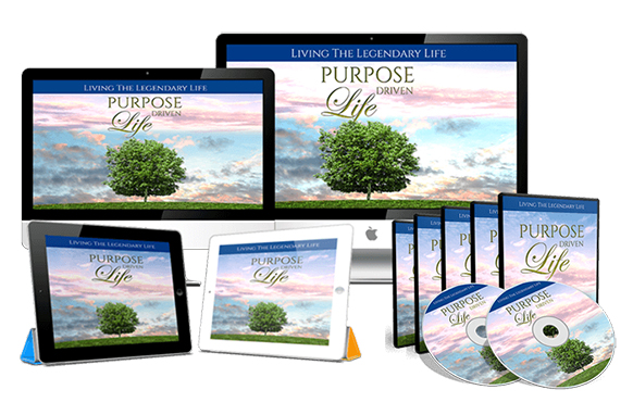 Purpose Driven Life Upgrade Package