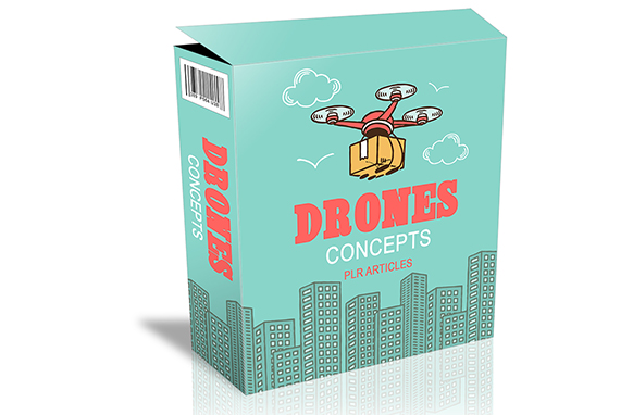 Drones Concepts PLR Articles