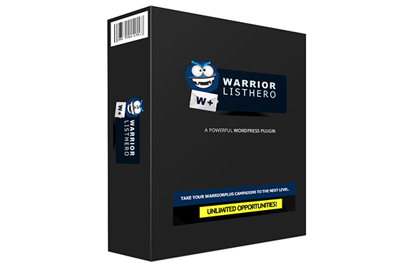 Warrior List Hero WordPress Plugin