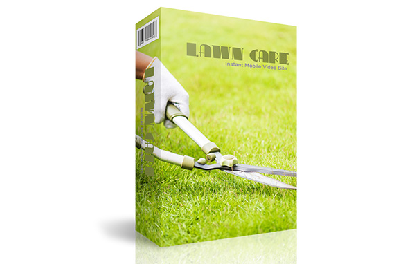 Lawn Care Instant Mobile Video Site