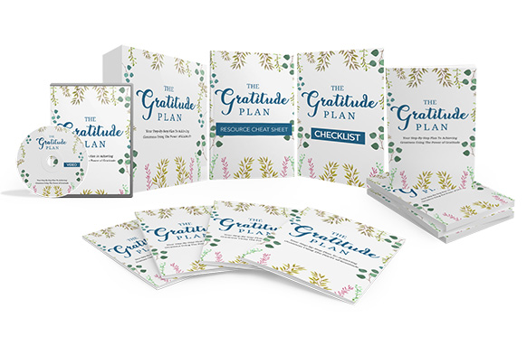 The Gratitude Plan Upgrade Package