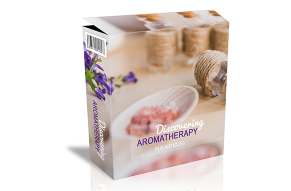 Discovering Aromatherapy PLR Articles