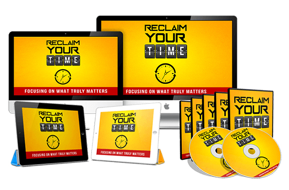 Reclaim Your Time Upgrade Package