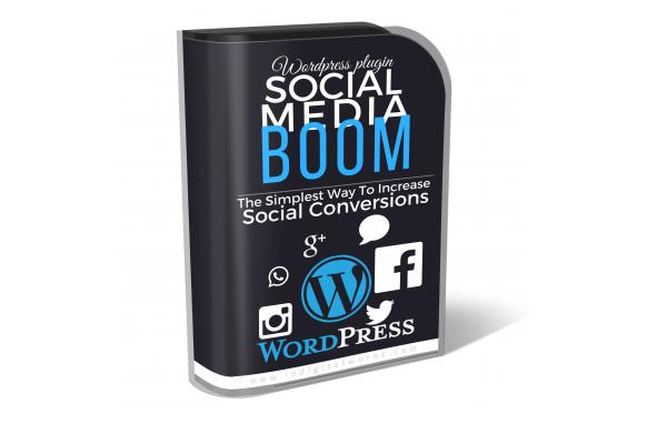 Social Media Boom WordPress Plugin