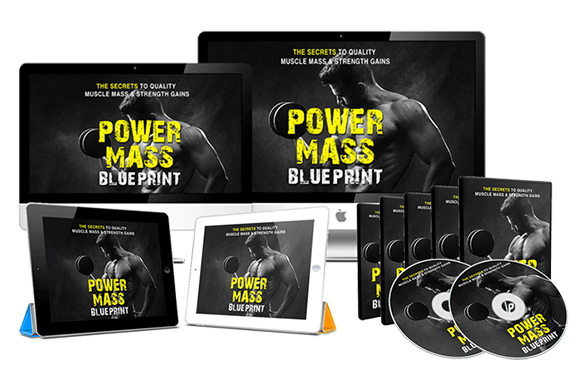 Power Mass Blueprint Upgrade Package