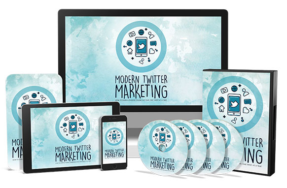 Modern Twitter Marketing Upgrade Package