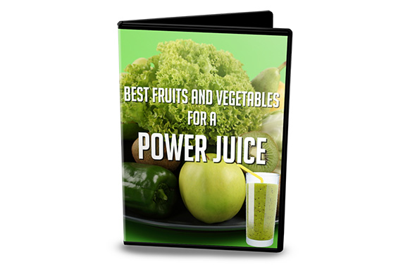 Best Fruits And Vegetables For A Power Juice