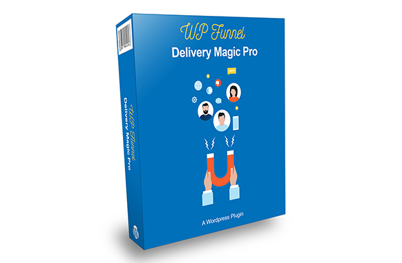 WP Funnel Delivery Magic Pro