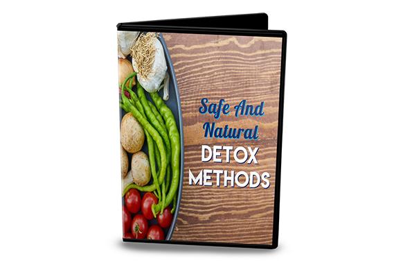 Safe and Natural Detox Methods