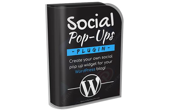 WP Social Pop-Ups Plugin