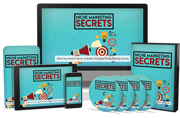Niche Marketing Secrets Upgrade Package