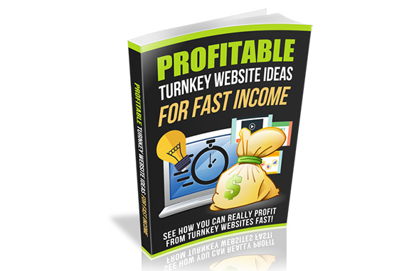Profitable Turnkey Website Ideas