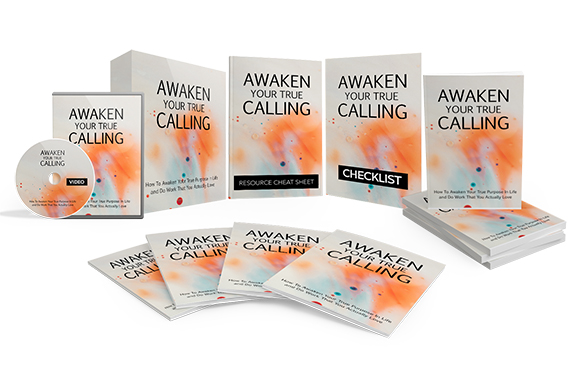 Awaken Your True Calling Upgrade Package