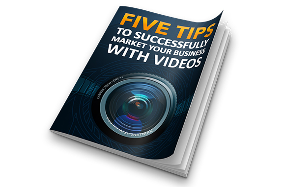 Five Tips To Successfully Market Your Business With Videos