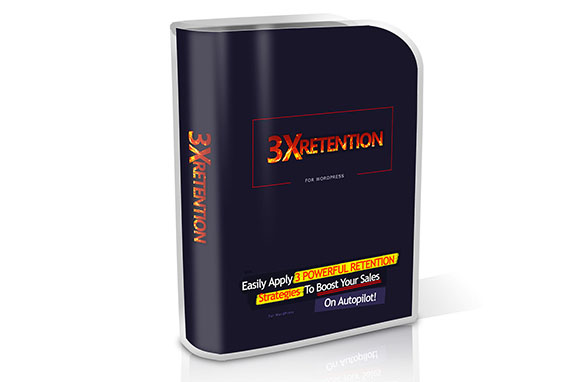 3X Retention WordPress Plugin