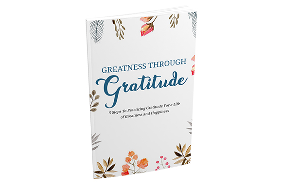 Greatness Through Gratitude