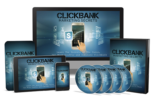 ClickBank Marketing Secrets Upgrade Package