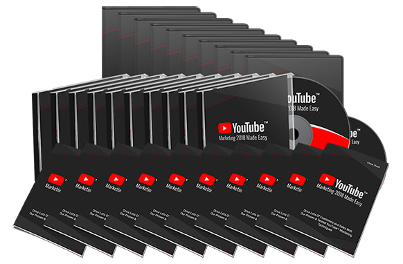 YouTube Marketing 2018 Made Easy Upgrade Package
