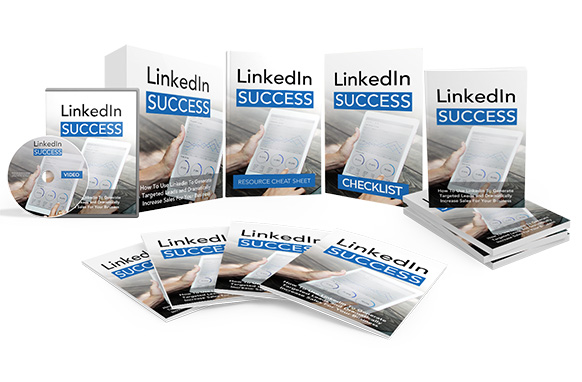 LinkedIn Success Upgrade Package