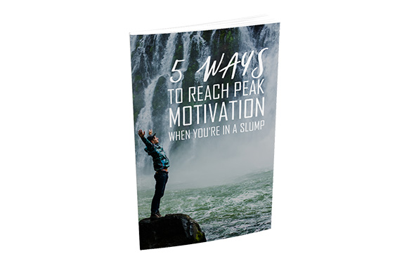5 Ways To Reach Peak Motivation When You're In a Slump